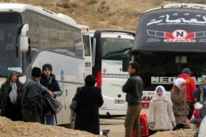 اغتيال ممثل النظام السوري في اتفاق الهدنة بمنطقة وادي بردى