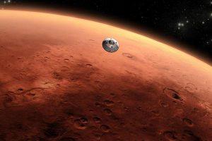 6 علماء يقوموا بالعمل على اجراء محاكات لحياة رواد الفضاء الذين يقضون مدة طويلة على كوكب المريخ