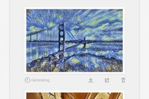 تعرف على تطبيق GoArt الذي يعمل على تحويل الصور إلى رسوم فتغرافية بالاضافة إلى المميزات المختلفة