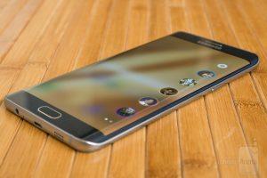 بدأ تجربة النظام الخاص بهواتف  Galaxy S6 edge+ للعمل عبر نوجا 7.0