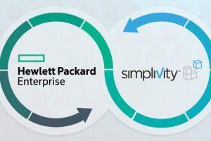 شركة إتش بي تسعى للإستحواذ على شركة SimpliVity المتعلقة في خدمات سحب البيانات