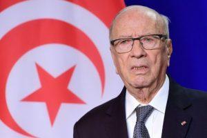 القائد السبسي يعلن عن تحمل تونس لمسؤولياتها تجاه أوروبا