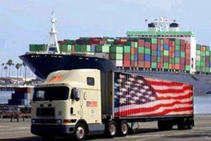 إتفاق أمريكي صيني على عودة الصادرات الأمريكية والخدمات المالية الأخرى