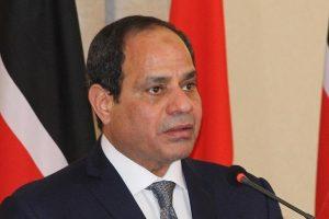 السيسي يدعو لعقد اجتماع أمني مصغر على خلفية حادث حافلة أقباط صعيد مصر