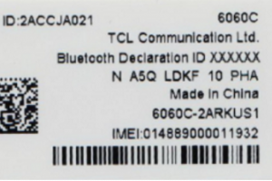 منح هاتف Idol 5 شهاد FCC بعد الظهور مرتين عبر منصة الاختبارات GFXBench