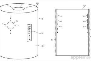 تسجيل براءة إختراع تكشف نية آبل إصدار مكبر صوتي يعتمد على المساعد الرقمي Siri