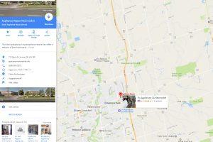 اختبار خاصية الإعلانات عبر خرائط Google Maps من قبل جوجل