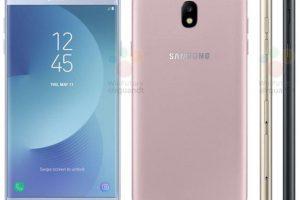 تسريبات جديدة تكشف تصميم هاتف Galaxy J7 2017