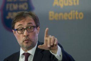 بينيديتو يطلق حملة حجب الثقة عن إدارة النادي الكتالوني