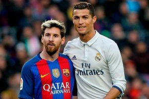 رونالدو يغيب عن إياب الكلاسيكو بين ريال مدريد وبرشلونة ويتابع اللقاء مباشرة من الملعب بتحسف