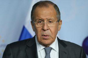 """وزير خارجية روسيا يلتقي بنظيره الأمريكي على هامش قمة """"آسيان"""" ويدعو موسكو وواشنطن للتعاون"""
