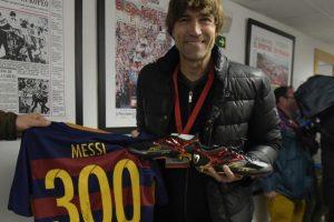 لاعب برشلونة السابق ينتقد كريستيانو رونالدو بسبب تصريحاته المثيرة للجدل