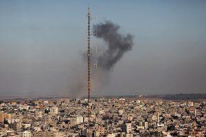 انطلاق دوي صفارات الإنذار في المستوطنات الإسرائيلية القريبة من قطاع غزة