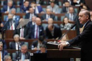 الرئيس التركي رجب طيب أردوغان يحذر ترامب من مغبة الإعتراف بالقدس عاصمة لإسرائيل