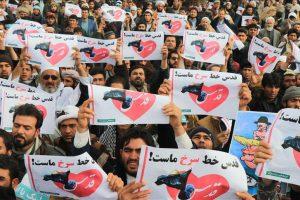 آلاف الأفغان ينتفضوم في ولاية هرات لنصرة القدس ورفضا لقرار الرئيس الأمريكي