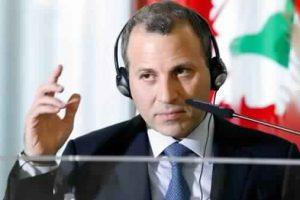 جبران باسل يدعو الدول العربية لفرض عقوبات إقتصادية على واشنطن على خلفية قرار القدس