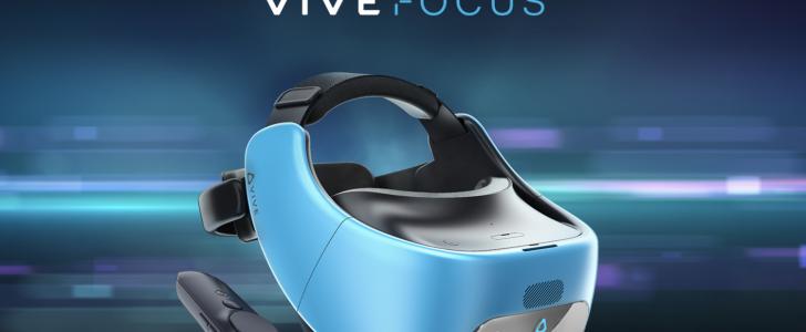 HTC تجهز لإصدار نظارت مستقلة Vive Focus